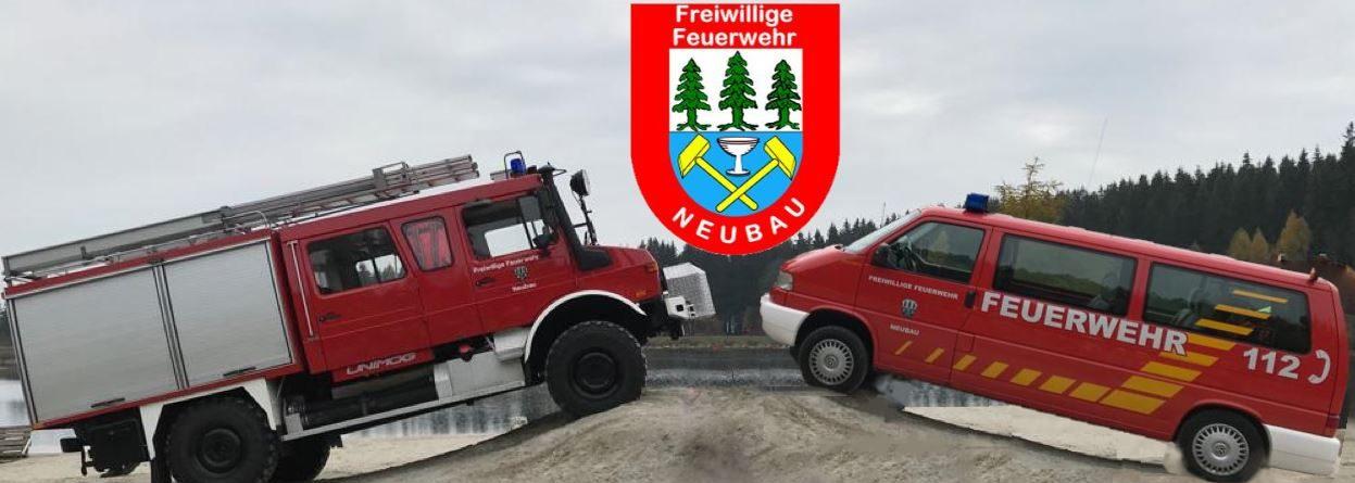 Feuerwehr Neubau