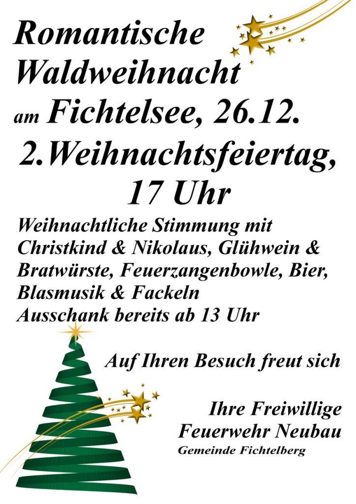 Waldweihnacht2019